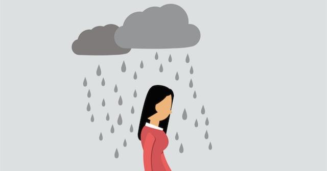 Abbraccia la tristezza